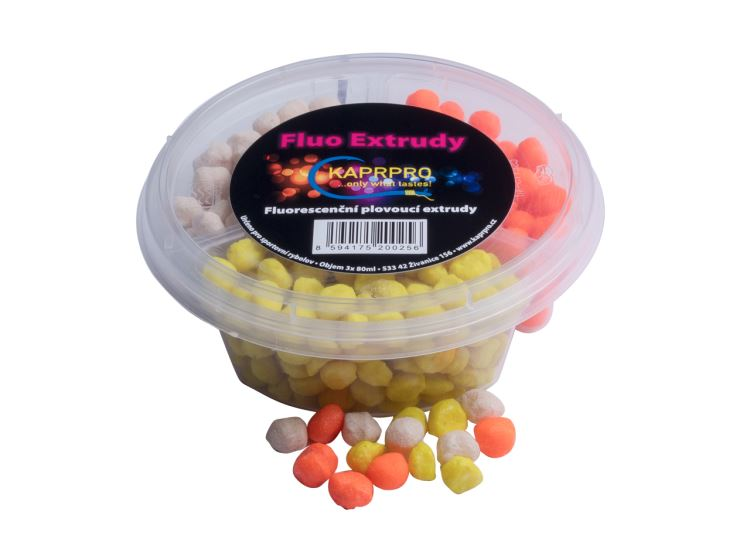 Fluo extrudy - SCOPEX 3x80ml